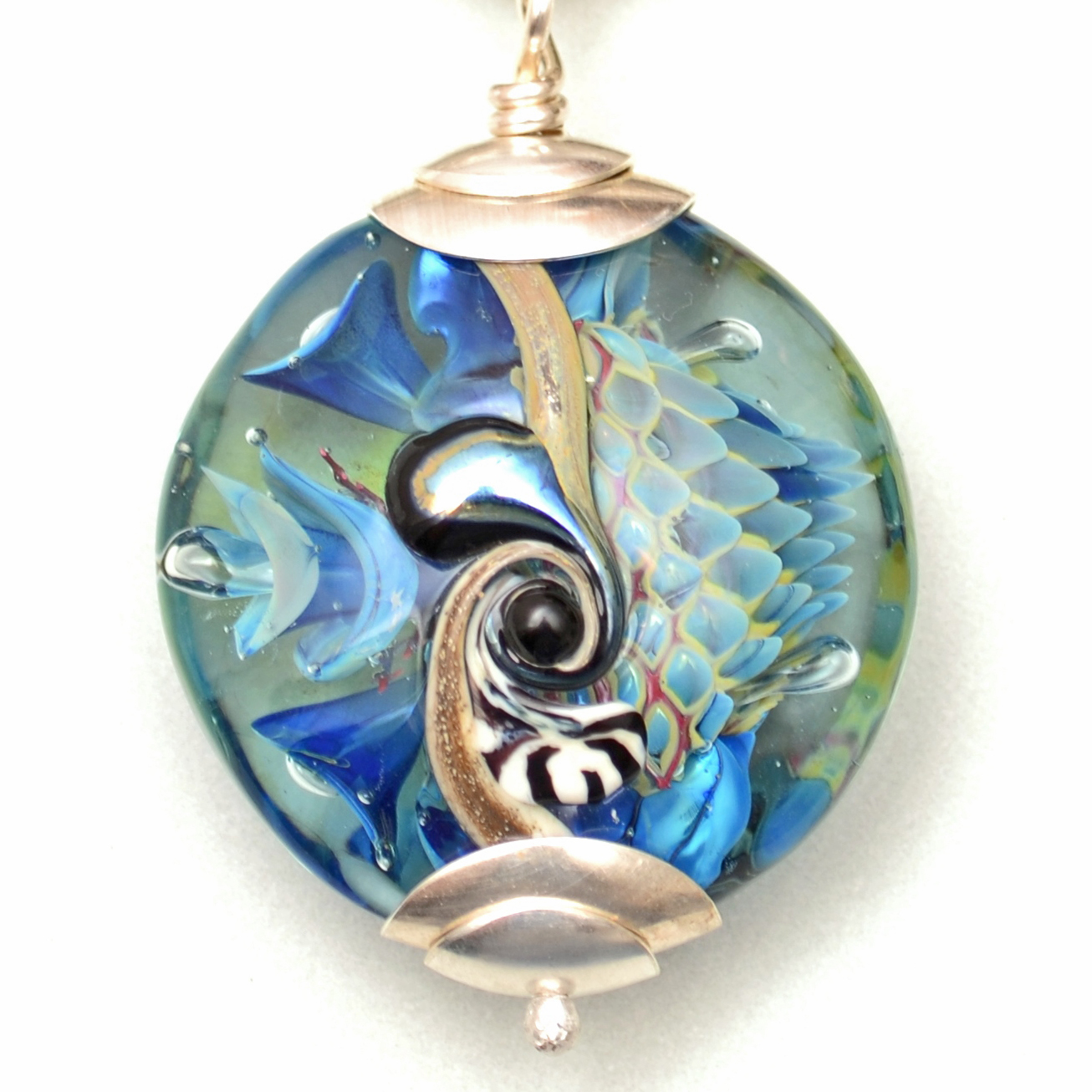 Seabed Series pendant