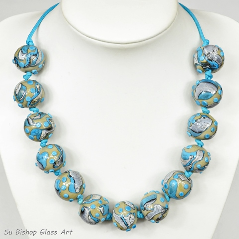 Turquoise Baubles Series