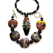 Pilbara Series necklace and bracelet