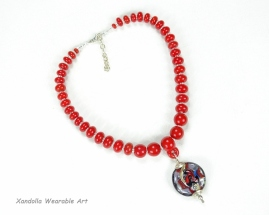 Red Sea Series necklace