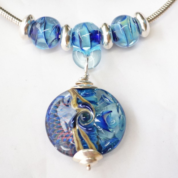 Seabed Series pendant 2