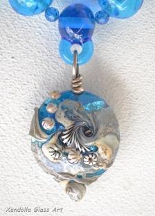Nautilus Series pendant #1824
